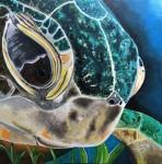 Obras de arte:  : Panamá : Panama-region : albrook : Tortuga