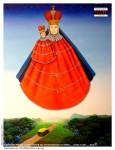 Obras de arte: America : Colombia : Cundinamarca : usaquen : VIRGEN DEL ANTICUARIO EN COLOMBIA