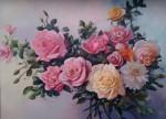 Obras de arte:  : Colombia : Antioquia :  : Rosas