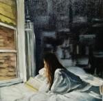 Obras de arte:  : España : Galicia_Pontevedra : Vilagarcía : Mujer en intimidad