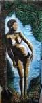 Obras de arte:  : Colombia : Tolima : Ibague : Ella; Esperando.