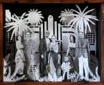 Obras de arte: Europa : España : Madrid : Madrid_ciudad : Familia en Miami