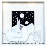 Obras de arte: Europa : España : Madrid : Madrid_ciudad : Baño nocturno