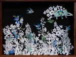 Obras de arte: Europa : España : Madrid : Madrid_ciudad : El canto de los pájaros