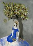 Obras de arte: Europa : España : Madrid : Madrid_ciudad : El árbol en mí
