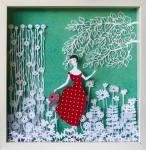Obras de arte: Europa : España : Madrid : Madrid_ciudad : En el jardín
