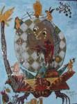 Obras de arte: Europa : España : Catalunya_Girona : La_Escala : Inspiracion S. Dali