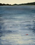 Obras de arte:  : España : Galicia_Pontevedra : Vilagarcía : Estelas no mar