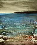 Obras de arte:  : España : Galicia_Pontevedra : Vilagarcía : O arrolar do mar