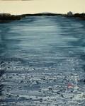 Obras de arte:  : España : Galicia_Pontevedra : Vilagarcía : Singradura a au seco