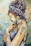 Obras de arte: America : México : Chiapas : Tapachula : Afrodita y su pena