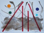 Obras de arte:  : España : Catalunya_Barcelona : Barcelona : COLOR,LINEA Y PUNTO