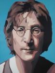 Obras de arte: Europa : España : Madrid : Pozuelo : John Lennon