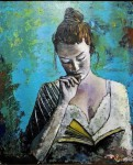 Obras de arte:  : España : Galicia_Pontevedra : Vilagarcía : El placer del secreto