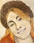 Obras de arte: Europa : España : Extrmadura_Cáceres : Logrosan : Retrato de Charo