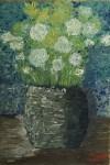 Obras de arte: Europa : España : Extrmadura_Cáceres : Logrosan : Jarrón con flores