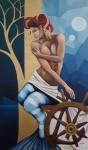 Obras de arte: Europa : España : Galicia_La_Coruña : coruña : Sirena