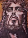 Obras de arte: America : México : Chiapas : Tapachula : El Cristo