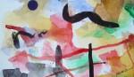 Obras de arte:  : España : Catalunya_Barcelona : Barcelona : PINTURA ESPONTANEA-6