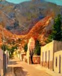 Obras de arte:  : Argentina : Buenos_Aires :  : CALLECITA DE TILCAR