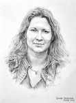Obras de arte: America : Colombia : Santander_colombia : Bucaramanga : Portrait of Ana