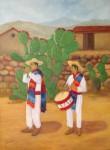 Obras de arte: America : México : Jalisco : autlan : Pregoneros de alegria