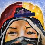 Obras de arte:  : Panamá : Panama-region : albrook : Ojos de la libertad