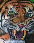Obras de arte:  : Panamá : Panama-region : albrook : El tigre