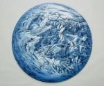 Obras de arte:  : España : Euskadi_Guipúzcoa : San_Sebastian : Planeta glacial