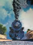 Obras de arte: Europa : España : Castilla_y_León_Burgos : burgos : Locomotora