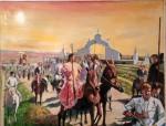 <a href='https://www.artistasdelatierra.com/obra/154766-La-Romeria.html'>La Romeria » Miguel Torre<br />+ más información</a>