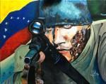 Obras de arte:  : Panamá : Panama-region : albrook : Héroe
