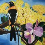 Obras de arte:  : Panamá : Panama-region : albrook : Venezuela