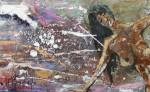 Obras de arte: Europa : España : Euskadi_Bizkaia : Bilbao : FALSO EQUILIBRIO