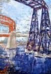 Obras de arte: America : Argentina : Buenos_Aires : Capital_Federal : Puente transbordador