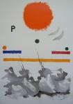 Obras de arte:  : España : Catalunya_Barcelona : Barcelona : ABSTRACCION-23
