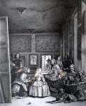 Obras de arte:  : España : Andalucía_Málaga : Velez_Málaga : Las Meninas de Velázquez