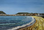 Obras de arte: Europa : España : Euskadi_Bizkaia : Bilbao : PLAYA DE LA CONCHA