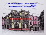 Obras de arte:  : España : Castilla_y_León_Palencia : palencia : PALACIO DE LA MUSICA