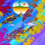 Obras de arte:  : Venezuela : Miranda : Guarenas : Arrecife III