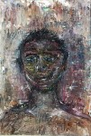 Obras de arte: Europa : España : Extrmadura_Cáceres : Logrosan : Autorretrato de la humanidad al desnudo