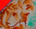 Obras de arte: America : Colombia : Santander_colombia : Bucaramanga : Rostro