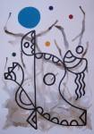 Obras de arte:  : España : Catalunya_Barcelona : Barcelona : LINEA Y COLOR-2