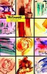 Obras de arte:  : España : Andalucía_Granada : Granada_ciudad : ABSTRACCIONES (Serie I/3)