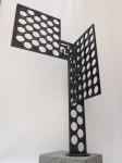 <a href='https://www.artistasdelatierra.com/obra/155346-Dos-planos-verticales.html'>Dos planos verticales » Miguel Ángel Sánchez Sanz<br />+ más información</a>