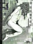 Obras de arte:  : Colombia : Tolima : Ibague : Hombre; Vulnerado.