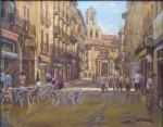 <a href='https://www.artistasdelatierra.com/obra/155631-De-paseo-por-Salamanca.html'>De paseo por Salamanca » Jose Ramón Guerra<br />+ más información</a>
