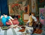 """Obras de arte: Europa : España : Andalucía_Málaga : Málaga_ciudad : """"Todo por hacer"""""""