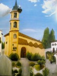 Obras de arte: Europa : España : Aragón_Zaragoza : pastriz : IGLESIA SAN PEDRO PASTRIZ