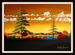 Obras de arte: America : Panamá : Panama-region : Panamá_centro : Golden Sunset